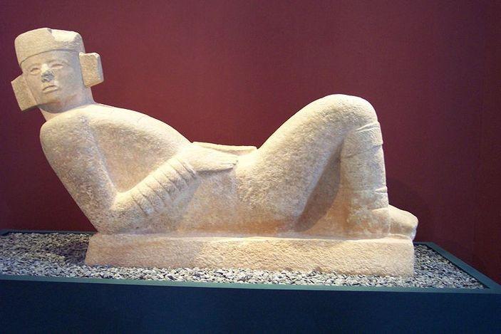 Arte asteca: características, artesanato, pintura, escultura 2