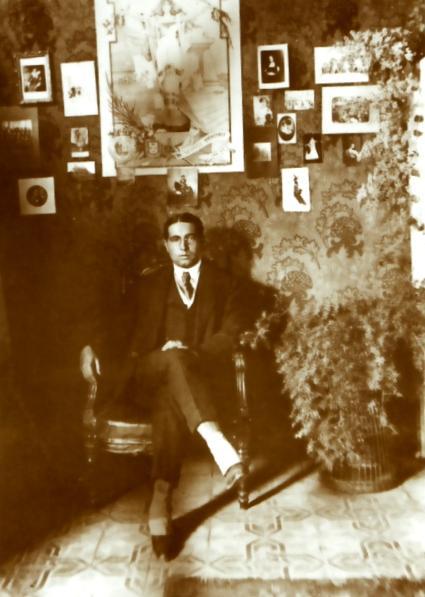 Abraham Valdelomar: biografia e obras 3