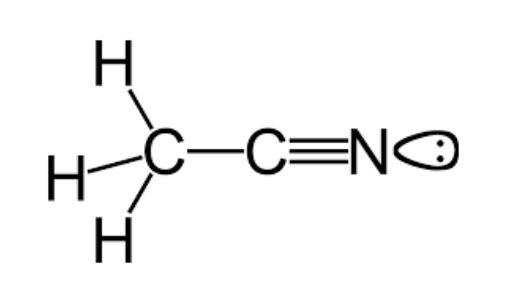 Acetonitrila (C2H3N): Estrutura, Propriedades, Utilizações 1