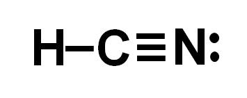 Ácido hidrociânico: estrutura molecular, propriedades, usos 3