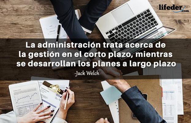50 frases de administração de grandes administradores 1