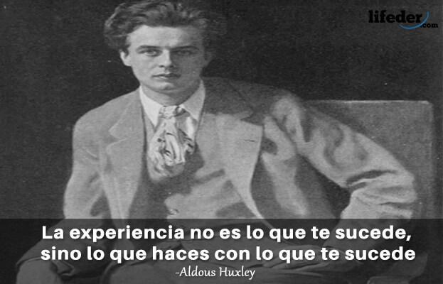 As 100 melhores frases de Aldous Huxley 2
