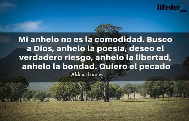 As 100 melhores frases de Aldous Huxley 21