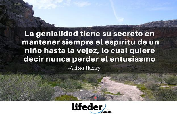 As 100 melhores frases de Aldous Huxley 10