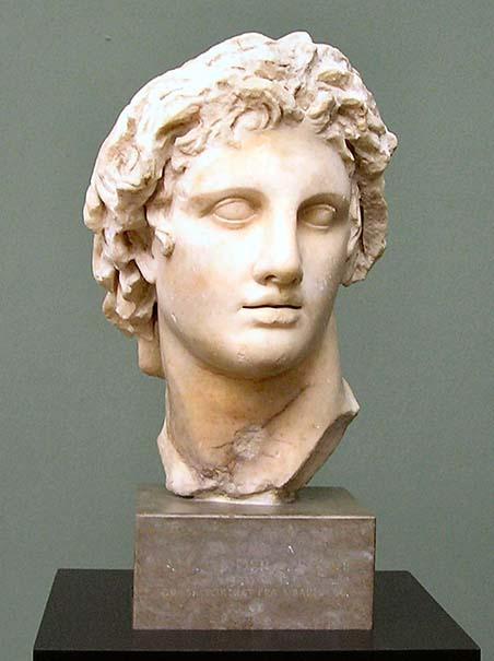 Alexandre, o Grande: biografia, territórios conquistados, personalidade 3