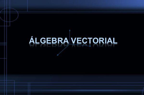 Álgebra de vetores: Fundamentos, magnitudes, vetores 1