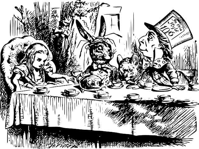 As 101 melhores frases de Alice no país das maravilhas 1