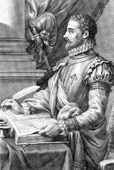 Alonso de Ercilla: biografia e obras 1