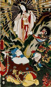 Mitologia Japonesa: Os 20 Deuses Principais do Japão 3