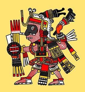 Os 67 deuses astecas mais importantes e seu significado 26