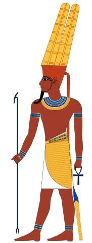 Os 50 deuses egípcios mais importantes e suas histórias 7
