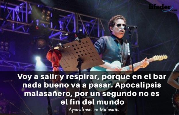As 71 melhores frases de Andrés Calamaro 15
