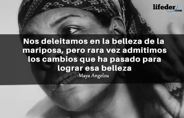 As 100 melhores frases de Maya Angelou 9