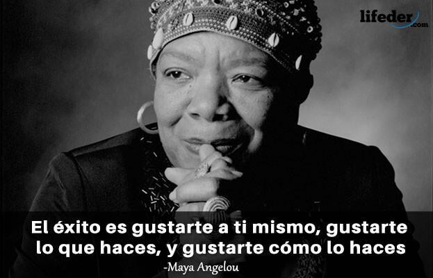 As 100 melhores frases de Maya Angelou 10