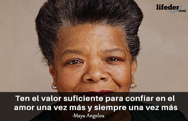 As 100 melhores frases de Maya Angelou 11