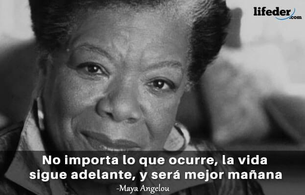 As 100 melhores frases de Maya Angelou 13