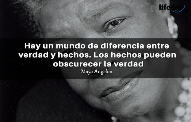 As 100 melhores frases de Maya Angelou 14
