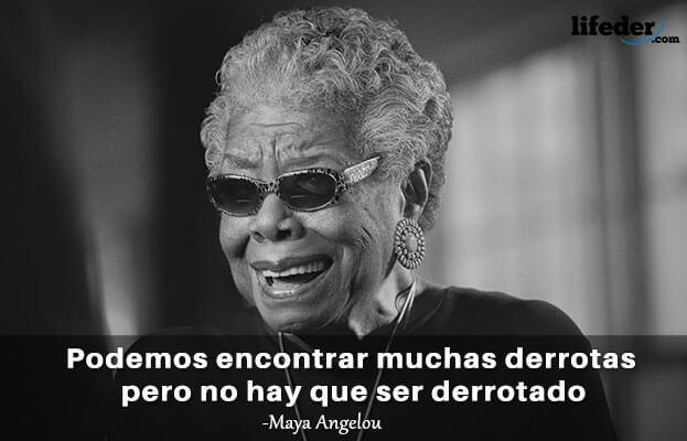 As 100 melhores frases de Maya Angelou 15