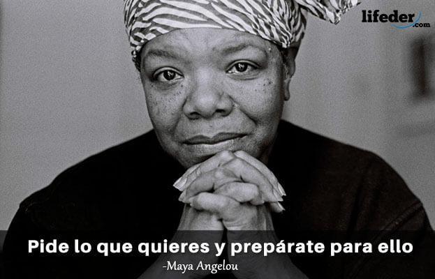 As 100 melhores frases de Maya Angelou 16