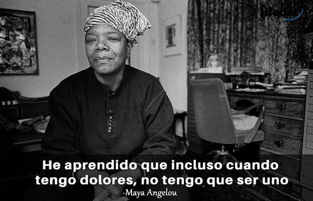 As 100 melhores frases de Maya Angelou 17