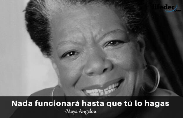 As 100 melhores frases de Maya Angelou 18