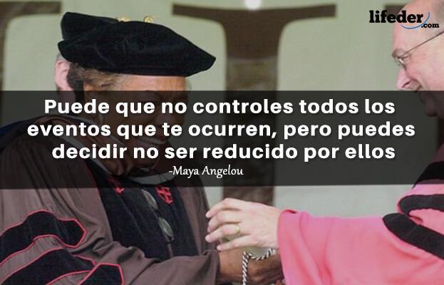 As 100 melhores frases de Maya Angelou 4