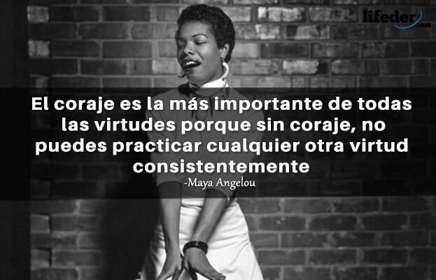 As 100 melhores frases de Maya Angelou 5