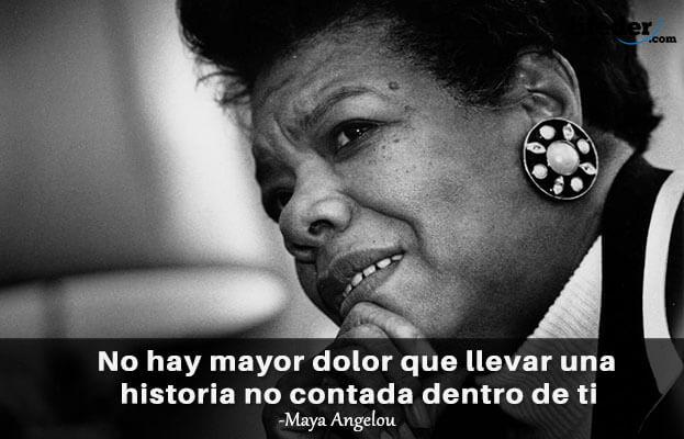 As 100 melhores frases de Maya Angelou 8