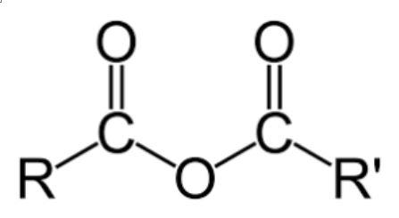 Anidridos ácidos: como se formam, aplicações e exemplos 1