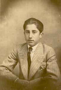 Antonio Oliver: biografia, estilo e obras 1
