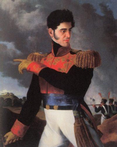 Antonio López de Santa Anna: biografia, governo e contribuições 1