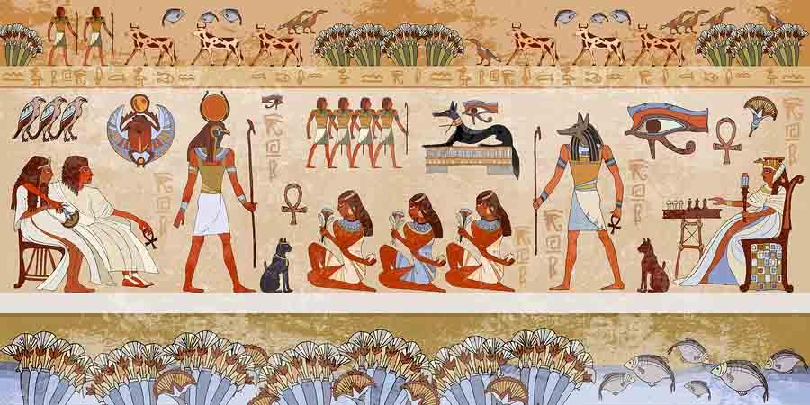 As 9 contribuições mais importantes do Egito para a humanidade 1