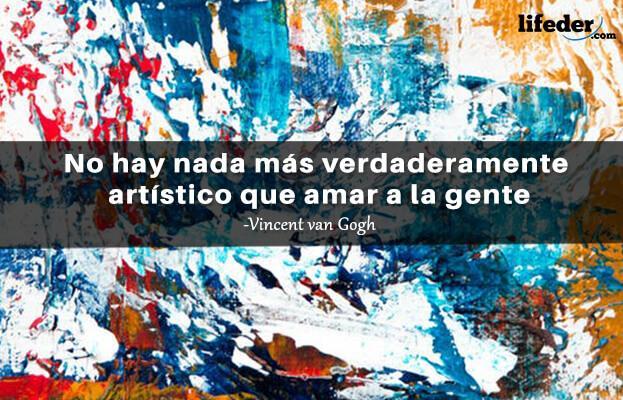 As 100 melhores frases artísticas de grandes artistas 12