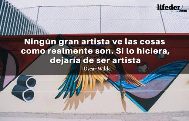 As 100 melhores frases artísticas de grandes artistas 8
