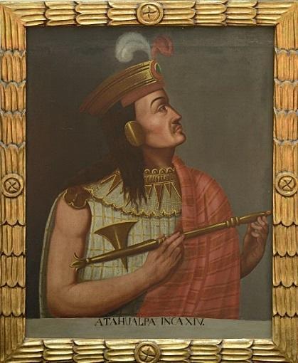 Atahualpa: biografia, morte 1