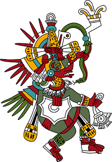 Os 67 deuses astecas mais importantes e seu significado 19
