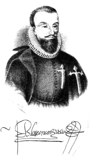 Blasco Núñez Vela: biografia 1