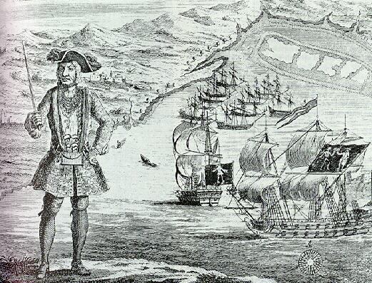 Os 33 piratas mais famosos da história 2