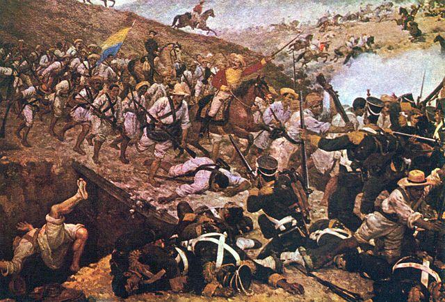 Batalha de Boyacá: causas, desenvolvimento e consequências 1