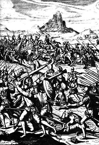 Batalha de Chupas: antecedentes, causas e consequências 1