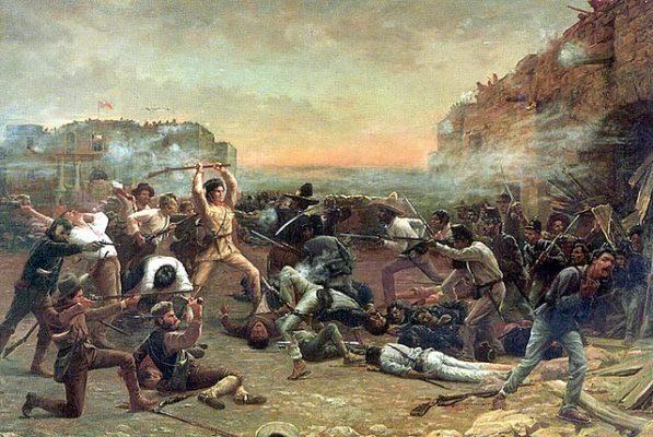 Batalha do Alamo: causas, participantes, consequências 1