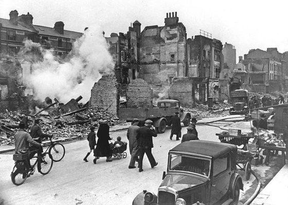 Batalha da Inglaterra: antecedentes, desenvolvimento, consequências 1
