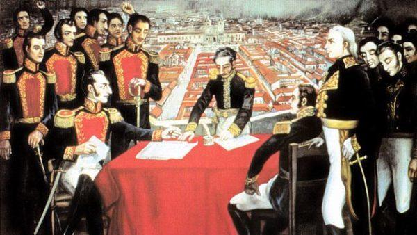 Batalha de Pichincha: causas, consequências e personagens 1