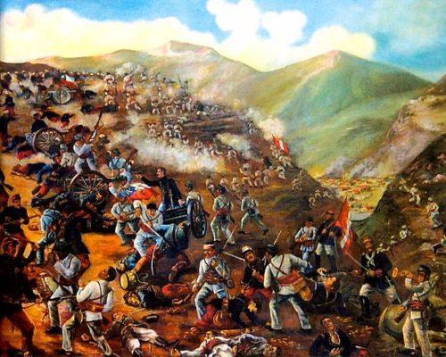 Batalha de Tarapacá: causas, desenvolvimento e consequências 1