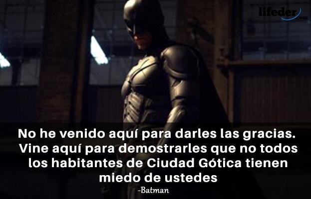 As 70 melhores frases do Batman 13