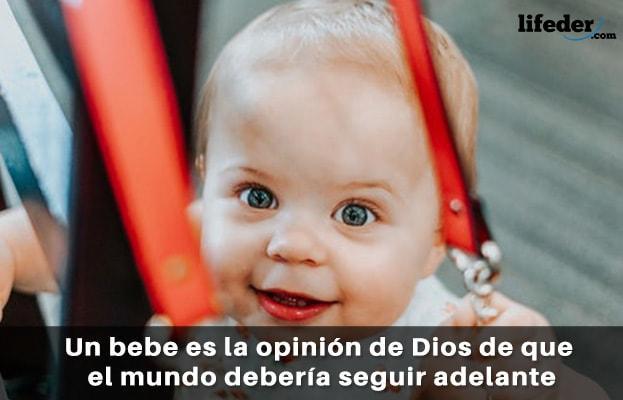 89 frases bonitas para bebês e recém-nascidos 16