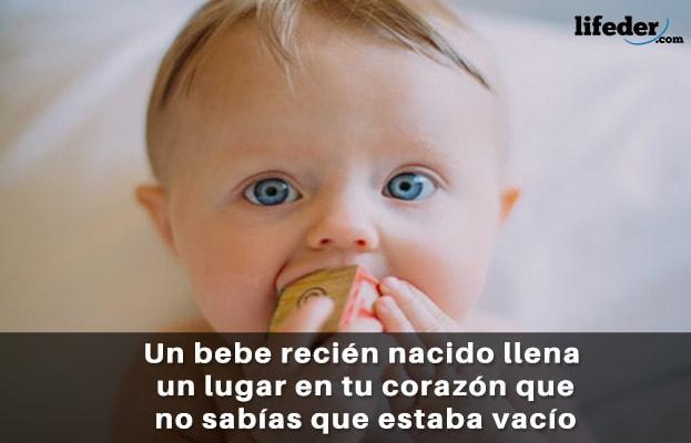 89 frases bonitas para bebês e recém-nascidos 7