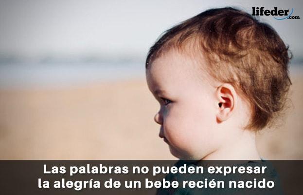 89 frases bonitas para bebês e recém-nascidos 8