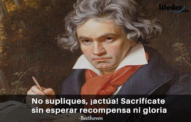 As 61 melhores frases de Beethoven 12