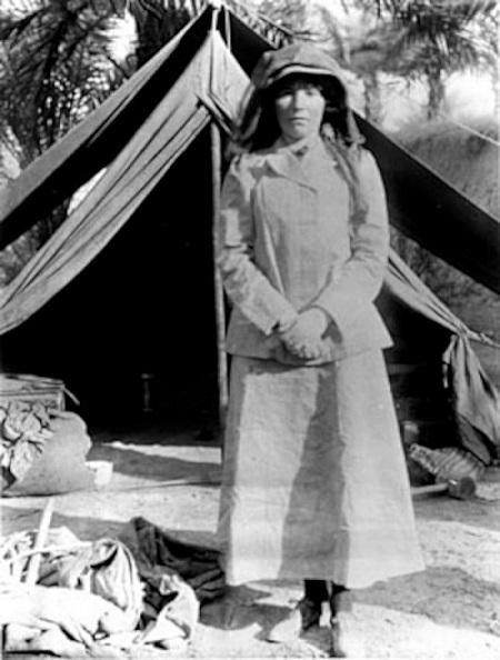 Gertrude Bell: biografia e expedições 1